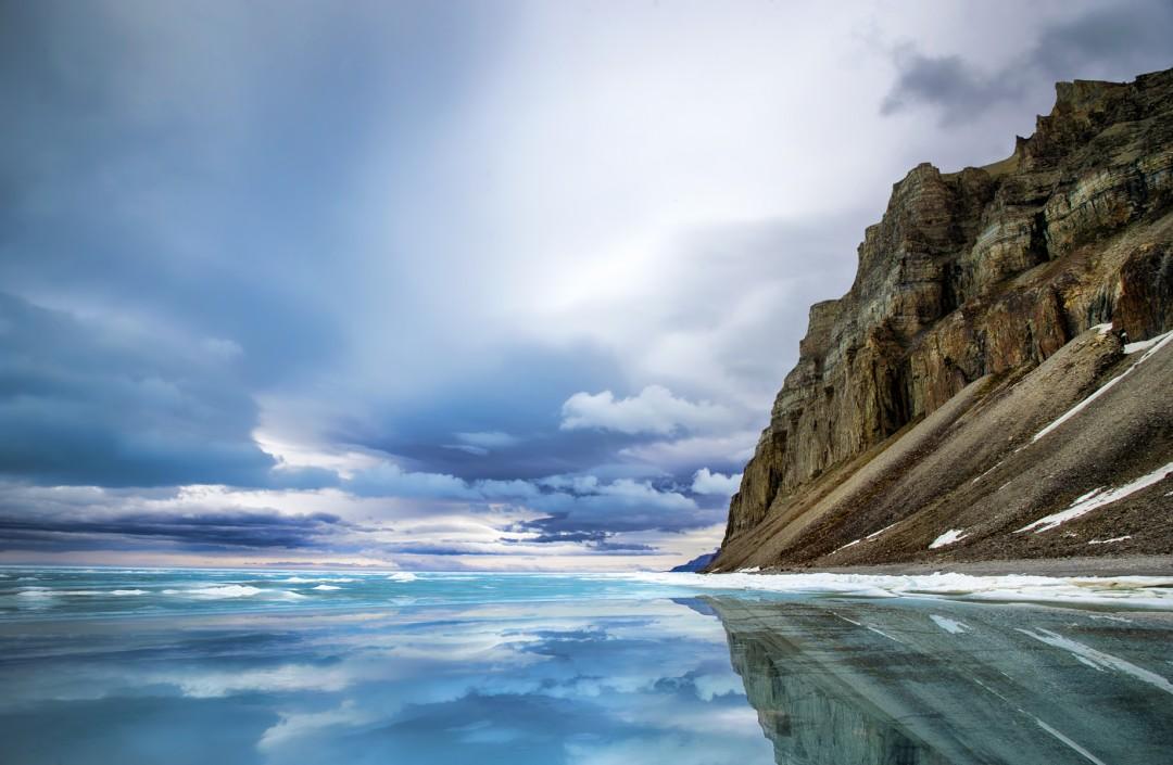 Michelle Valberg, Arctic Bay