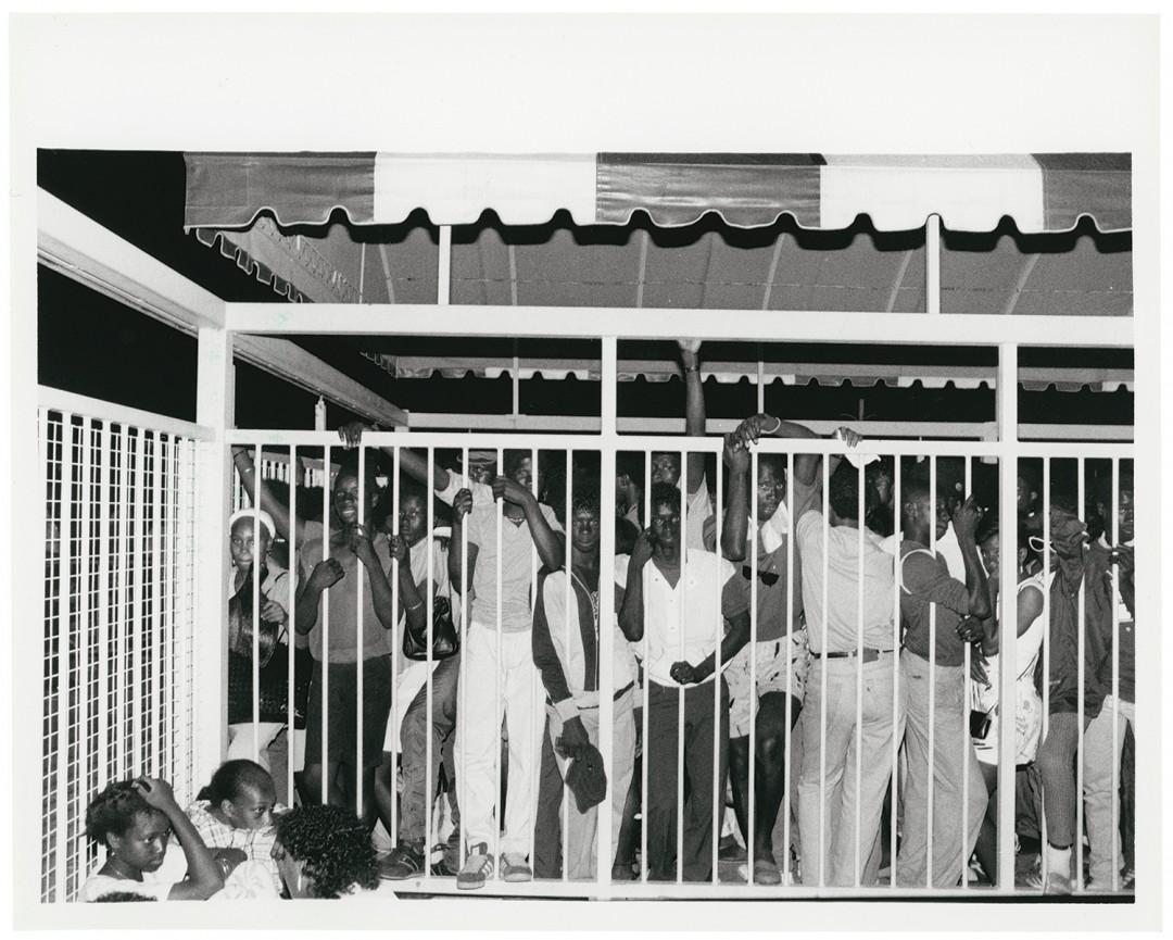 Al Peabody, Not Soweto, 1985. Silver gelatin print, 8x10. © Al Peabody