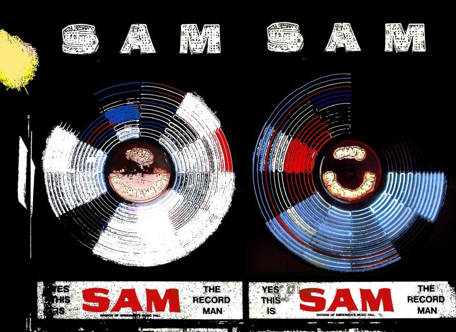 Roberto Riveros, </span><span><em>Sam The Record Man</em>, </span><span>2011