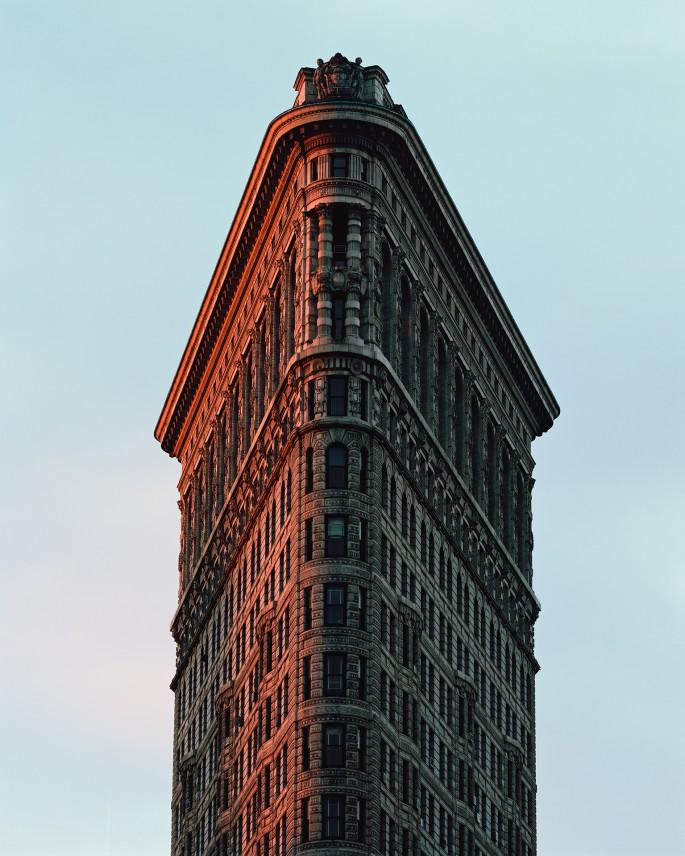 Reinhart Wolf, </span><span><em>Flatiron Building</em>, </span><span>1979