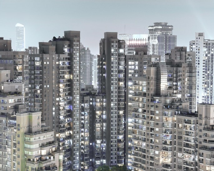 Bence Bakonyi, </span><span><em>Urban Landscape II</em>, </span><span>2013