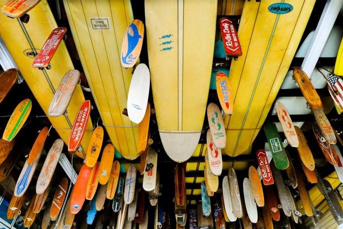 Michelle Quance, </span><span><em>Vintage Surf &amp;amp; Skate</em>, </span><span>2016