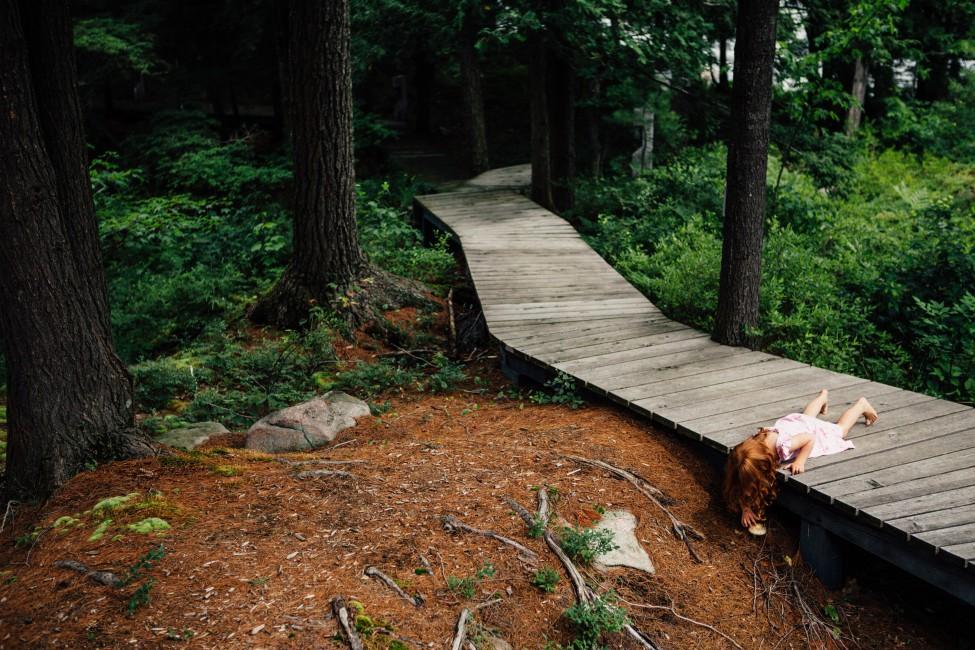 Melanie Gordon, </span><span><em>Discovery of a mushroom</em>, </span><span>2015