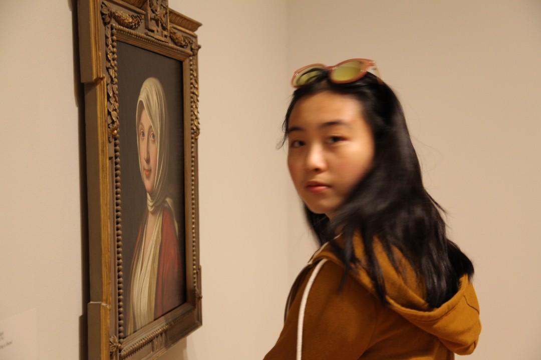 Selina Liu, Reflection, 2017