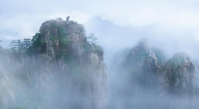 <em>Huang Mountain</em>