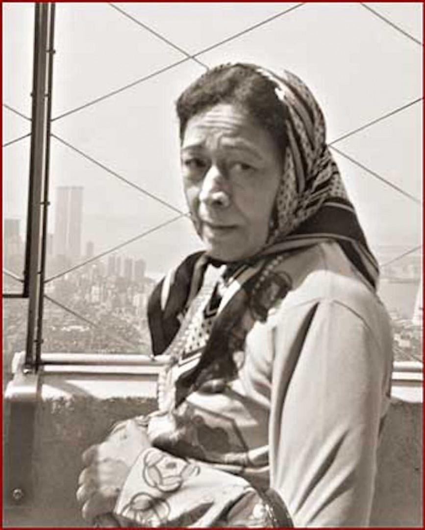 unknown, </span><span><em>Mercedeh Nazemian (Iran)</em>, </span><span>1977
