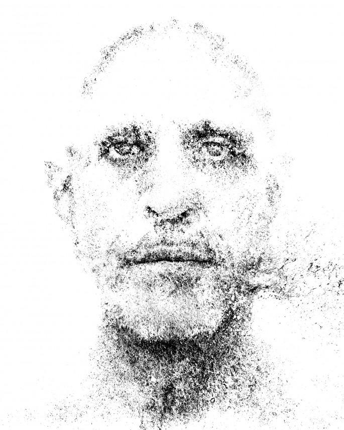 Frank Rodick, </span><span><em>untitled self no. 75</em>, </span><span>2017