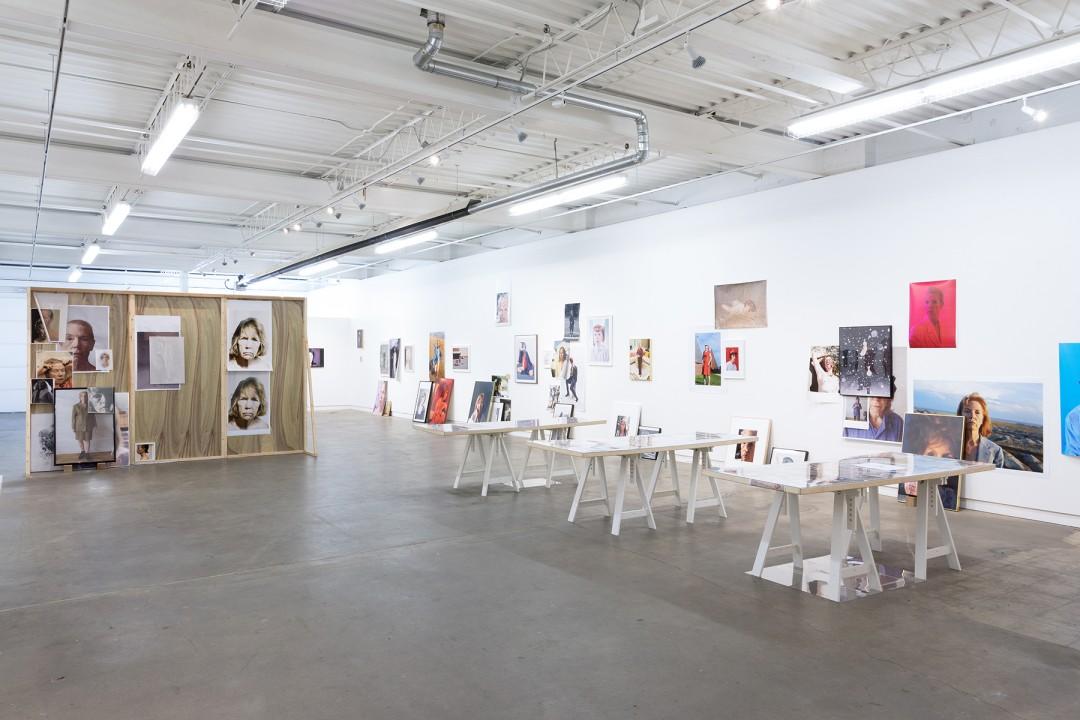 Charlie Engman, </span><span><em>Mom</em>, </span><span>Exhibition at Scrap Metal Gallery, April - June 2018. Photo by Jimmy Limit