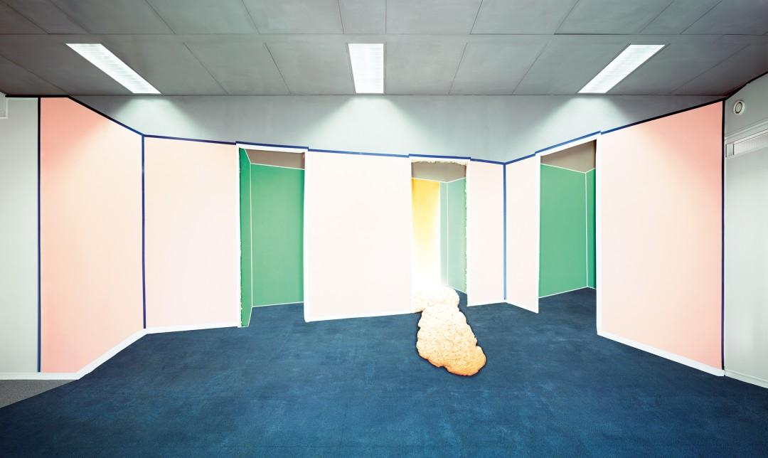 Marleen Sleeuwits, Interior no. 50, 2017. © Marleen Sleeuwits