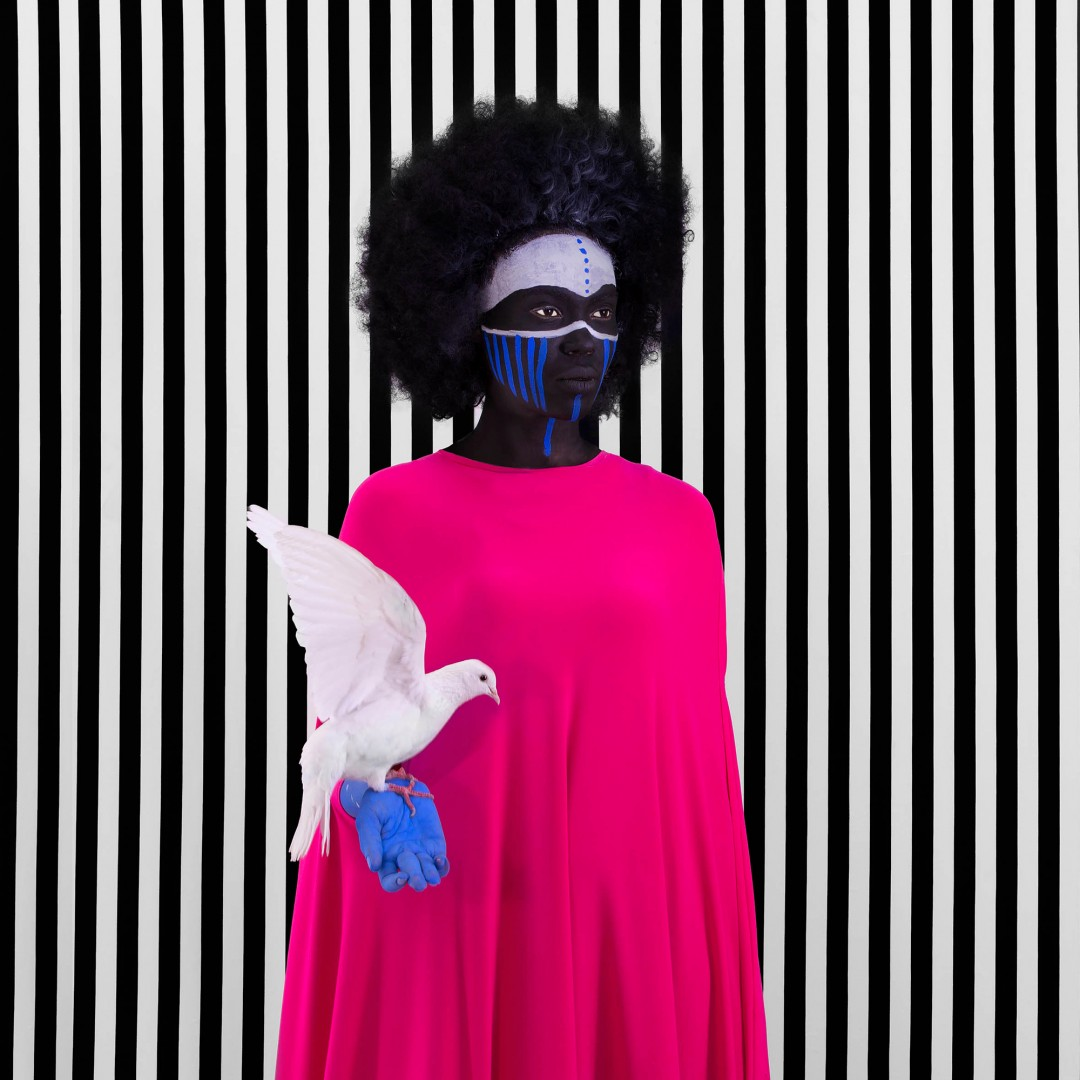 Aida Muluneh, </span><span><em>Compromise</em>, </span><span>2017. Courtesy of Jenkins-Johnson Gallery.