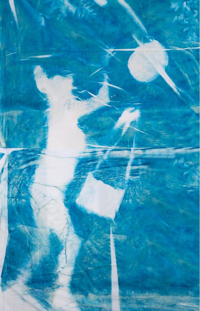 Sofia Messa, </span><span><em>Proof Blanket</em>, </span><span>(detail), 2017. Courtesy of the artist.