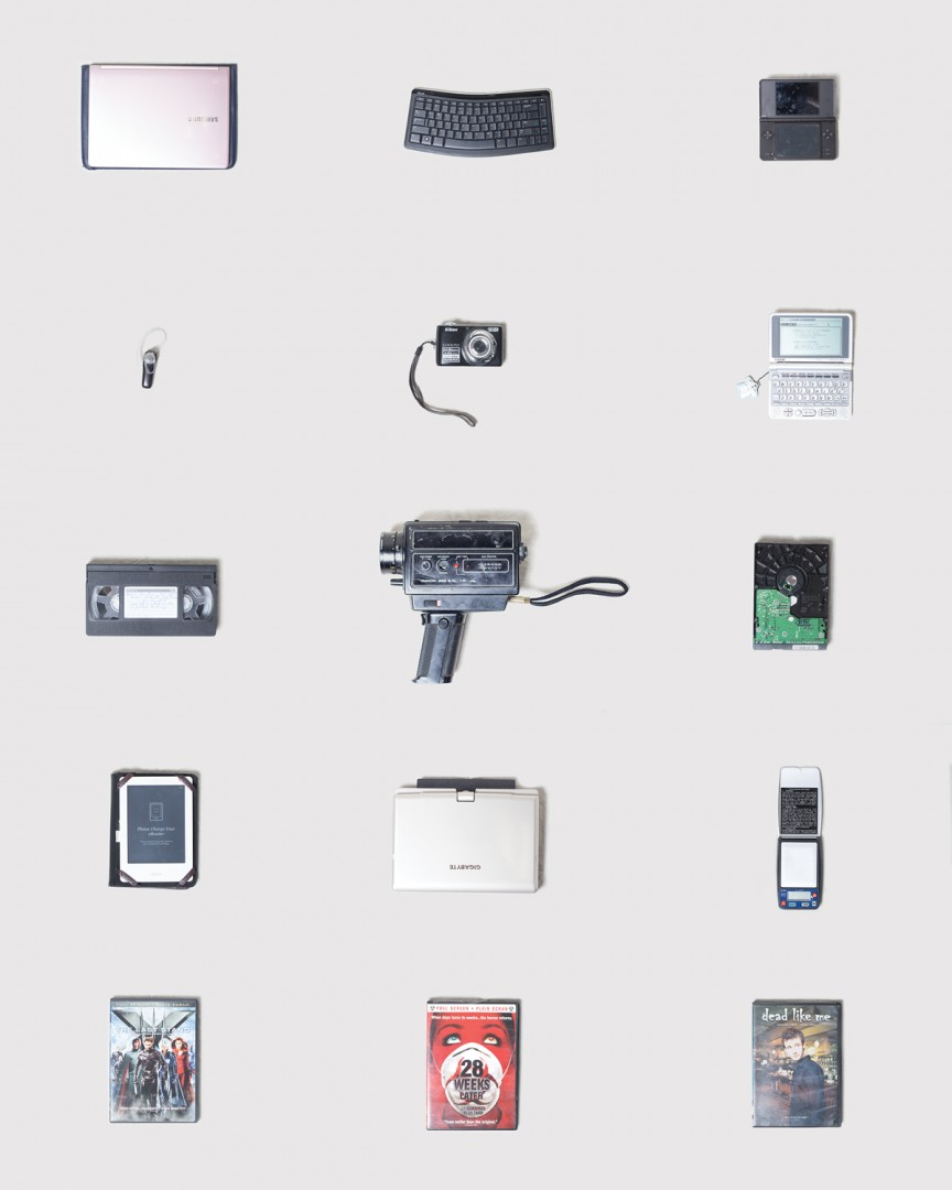 Julia Nemfield, Miscellaneous Electronics, Photographic Print, 2018