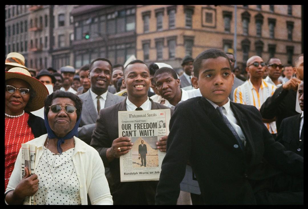 Gordon Parks, </span><span><em>Untitled, Harlem, New York</em>, </span><span>1963, Archival pigment print. Courtesy of and copyright The Gordon Parks Foundation.