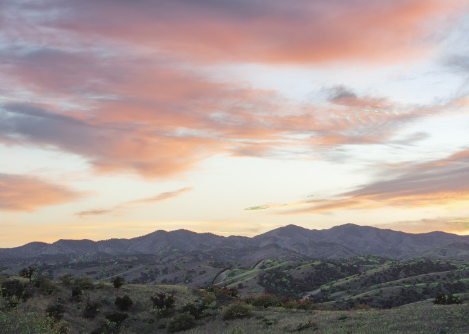 Trevor Paglen,, </span><span><em>Near Nogales</em>, </span><span>2017. Digital pigment print, Courtesy the artist and Metro Pictures (New York)