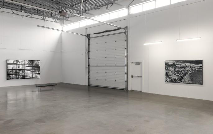 Richard Mosse, </span><span><em>The Castle</em>, </span><span>exhibition at Arsenal Contemporary Toronto, April - June 2018. Photo by Toni Hafkenscheid.