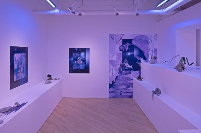 Felicity Hammond, </span><span><em>Arcades</em>, </span><span>Exhibition at CONTACT Gallery, April - June 2018. Photo by Toni Hafkenscheid.