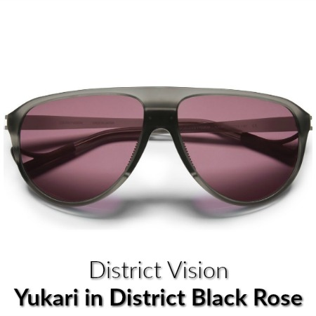 District Vision Yukari Black Rose