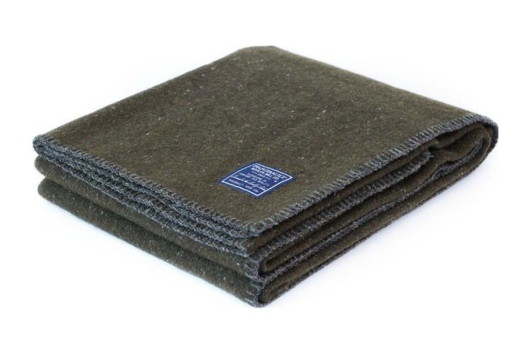 Faribault Wool Utility Blanket