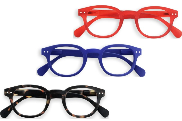 Izipi Reading Glasses C-Frame