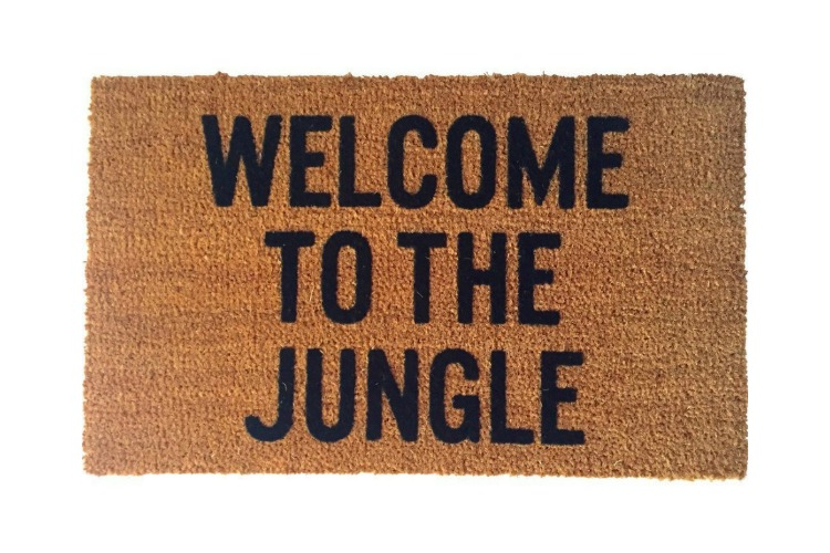 Reed Wilson Design Doormat