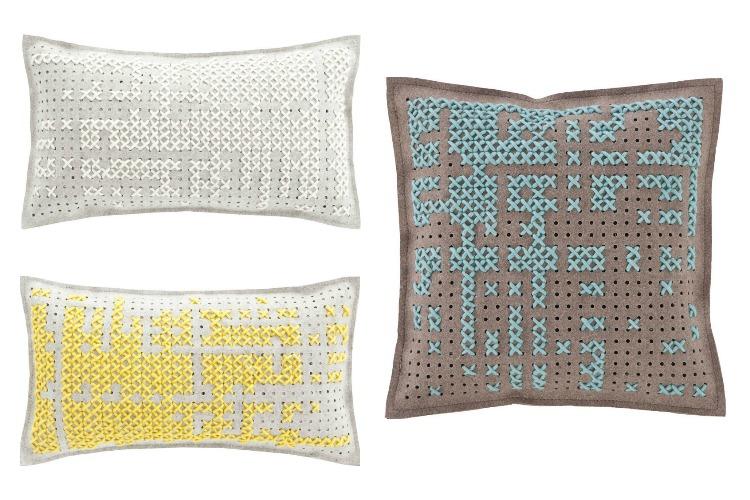 Gan Canevas Abstract Pillow