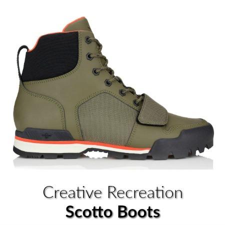 Creative Recreation Scotto Boots