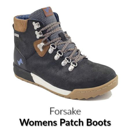 Forsake Patch Boots