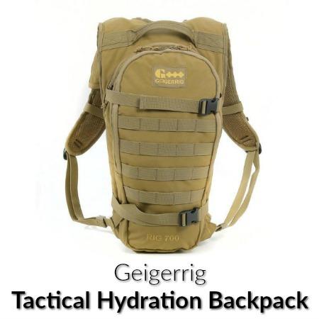 Geigerrig Tactical Backpack