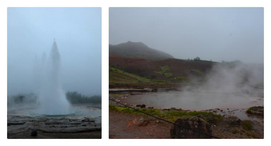 Geysir Area Iceland