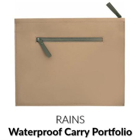 RAINS waterproof portfolio