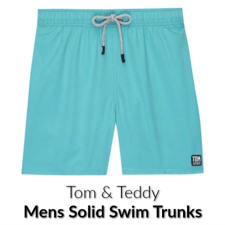 Tom & Teddy Swim Trunks