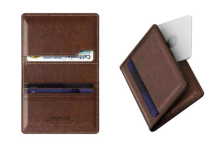 Nomad Slim Leather Wallet
