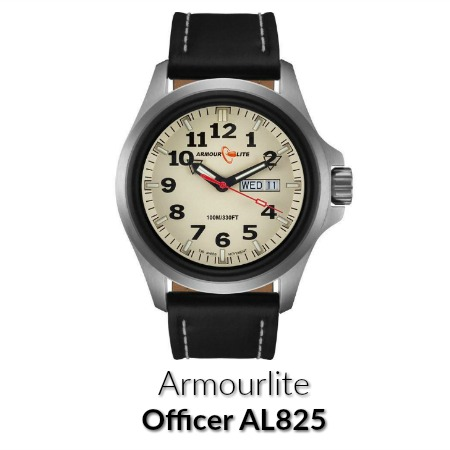 Armourlite Officer AL825