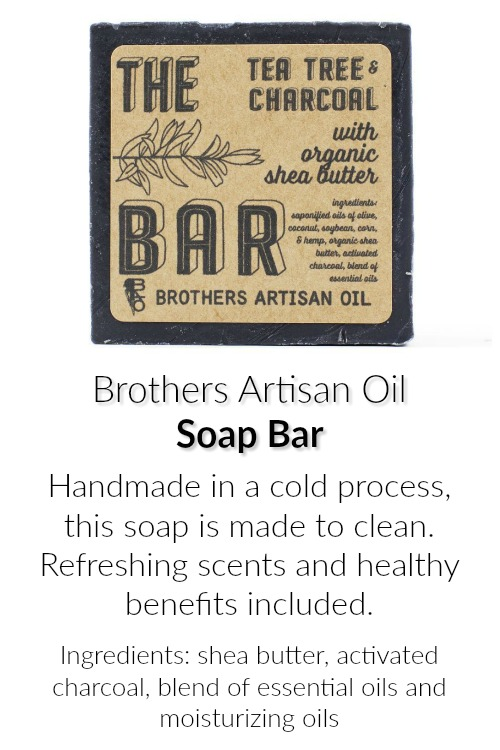 Brother Artisan Oil The Bar