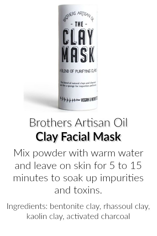 Brothers Artisan Oil Mask