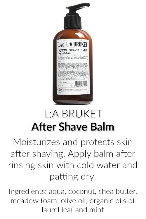 L:A Bruket After Shave