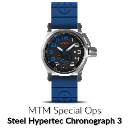 MTM Special Ops Hypertec chronograph watch