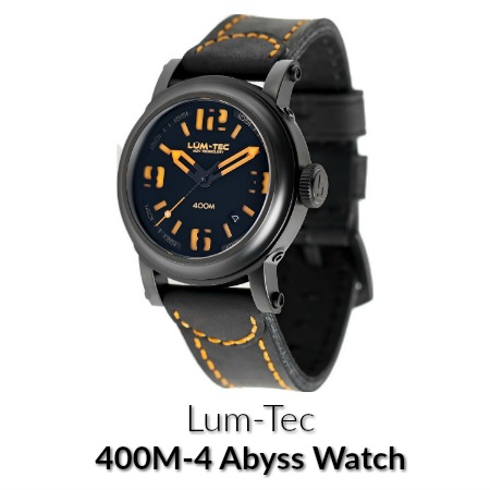 Lum-Tec Abyss Watch