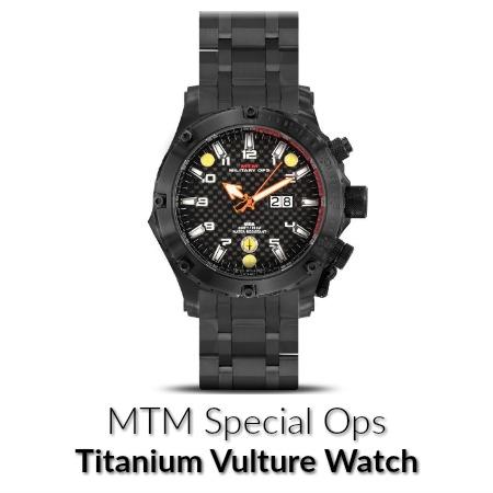 MTM Special Ops Vulture Titanium