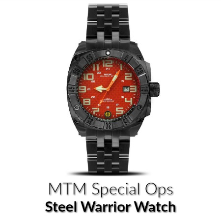 MTM Special Ops Steel Warrior