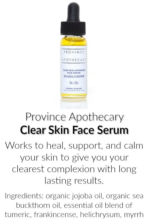 Province Apothecary Face Serum