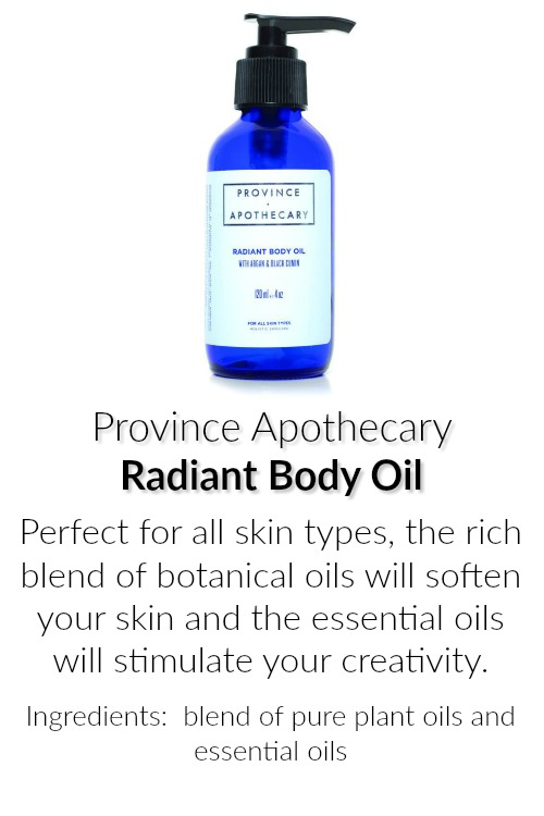 Province Apothecary Body Oil