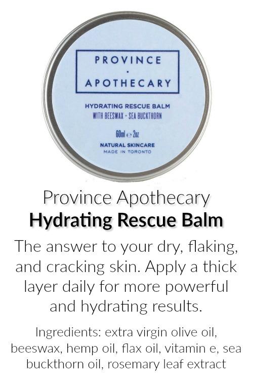 Province Apothecary Rescue Balm