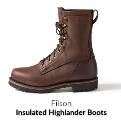 Filson Highlander Boots