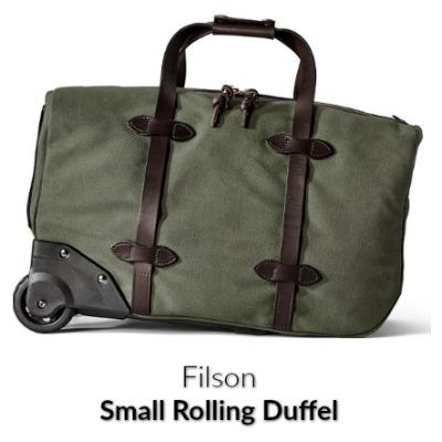 Filson Small Rolling Duffel
