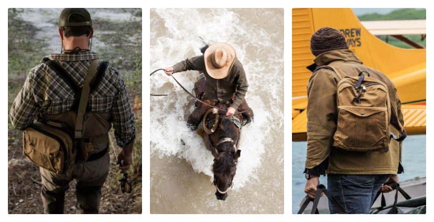 Filson Brand Highlight