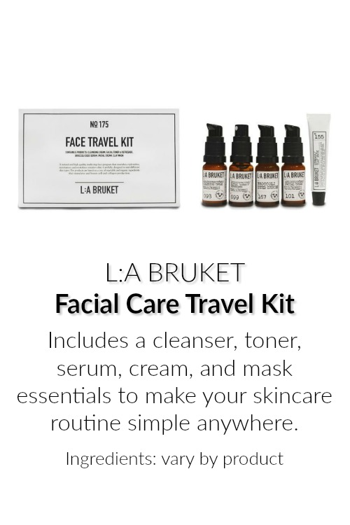 L:A Travel Beauty Kit