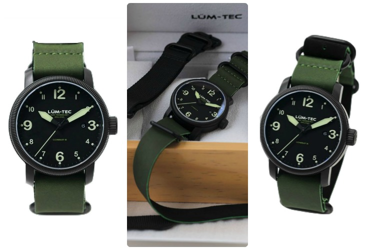 Lumtec watch