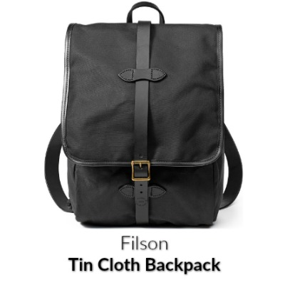 Filson Cloth Backpack