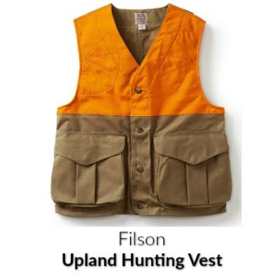 Filson Hunting Vest